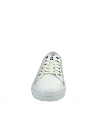 Trampki męskie BIG STAR EE174074, Kolor biały