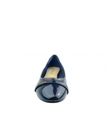 Balerina damska Goodin 15 - 3406,Kolor granat