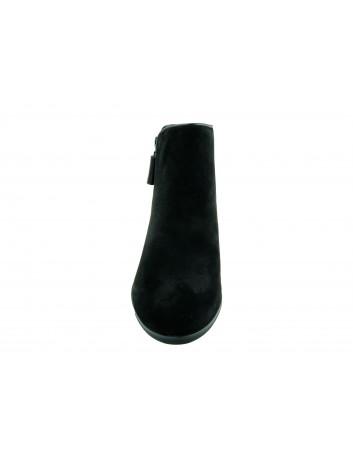 Botek damski skórzany Tamaris 1-25359-23B,Kolor czarny