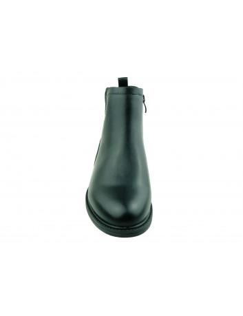 Botki damskie Sergio Leone BT553,Kolor czarny