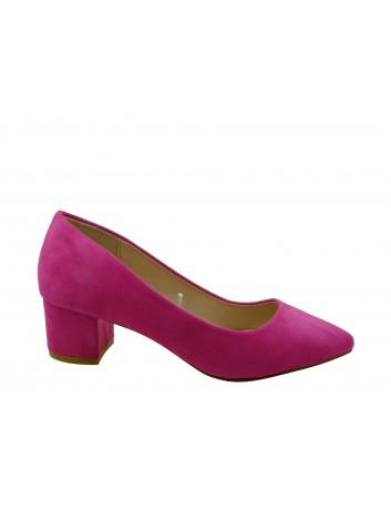 Czółenko damskie Goodin OD29,Kolor różowy