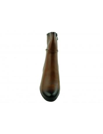 Botek damski Daszyński AR SA90-15,Kolor brązowy