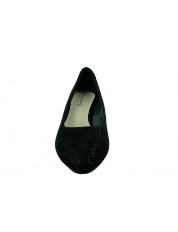 Czółenko damskie Goodin FL332,Kolor czarny