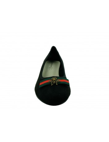 Czółenko damskie Goodin FL338,Kolor czarny