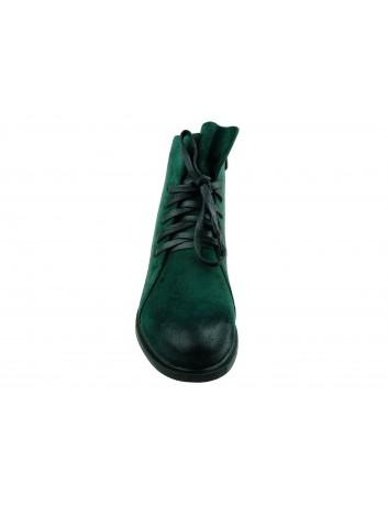 Trzewik damski VINCEZA16080,Kolor zielony