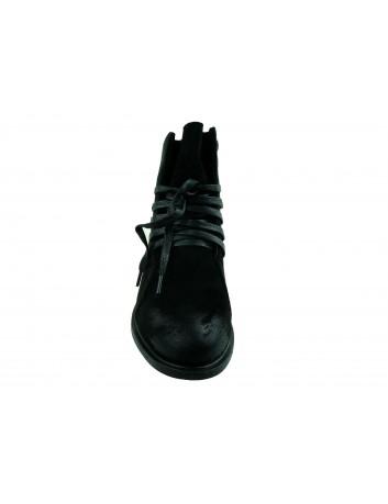 Trzewik damski VINCEZA16080,Kolor czarny