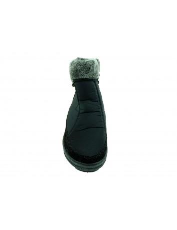 Śniegowce damskie Paola 19-061B,Kolor czarny