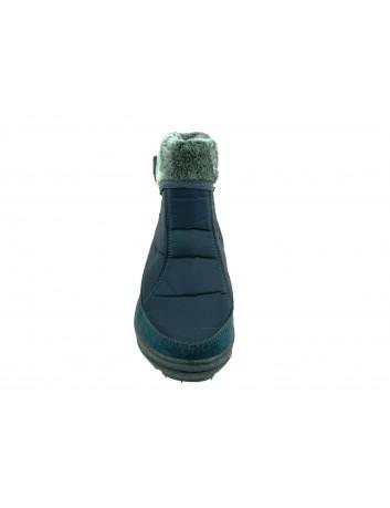 Śniegowce damskie Paola 19-062B,Kolor granatowy