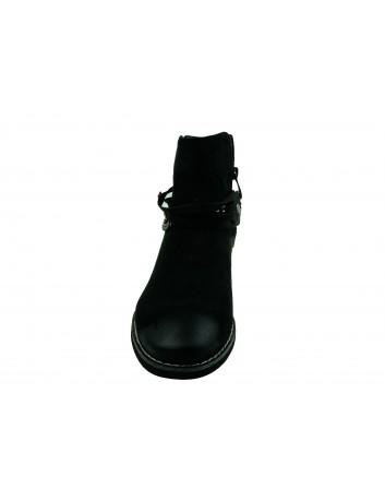 Botek damski VINCEZA HX 20-16115,Kolor czarny