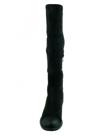 Kozak damski VICENZA 16076,Kolor czarny