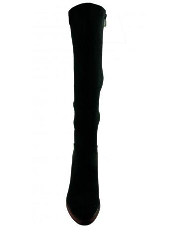 Kozak damski Sergio Leone KZ276,Kolor czarny