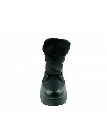Botek damski McKeylor 14428,Kolor czarny