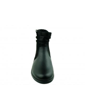 Botek damski Rieker X0181-00S, Kolor czarny