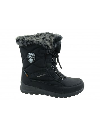 Śniegowce American Tripletex AMC SN 04/19,Kolor czarny