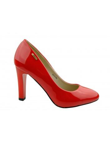 Szpilka damska Goodin GD FL15,Kolor czerwony