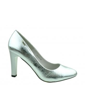 Szpilka damska Goodin GD FL15D,Kolor srebrny