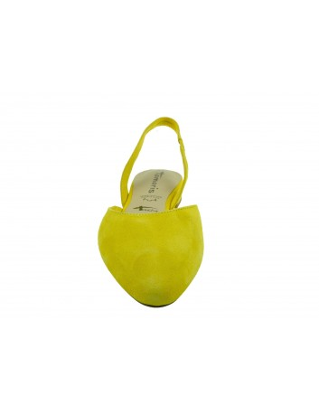Sandał damski Tamaris 1-29401-24S,Kolor żółty