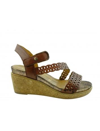 Sandał damski Tamaris 1-28022-24BR,Kolor brązowy