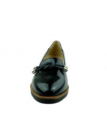 Półbut damski VINCEZA 20-10521,Kolor czarny