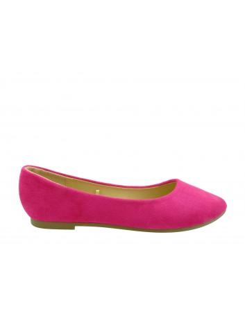 Balerina VINCEZA 20-18016,Kolor różowy