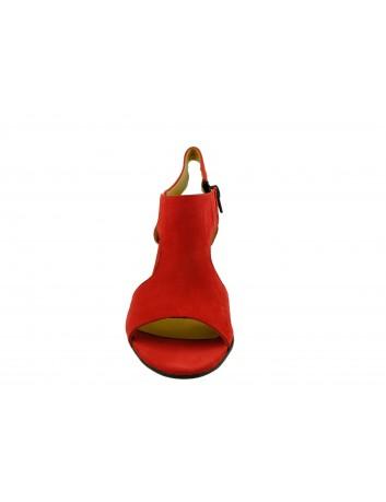 Sandał damski Tamaris 1-28003-24L,Kolor czerwony