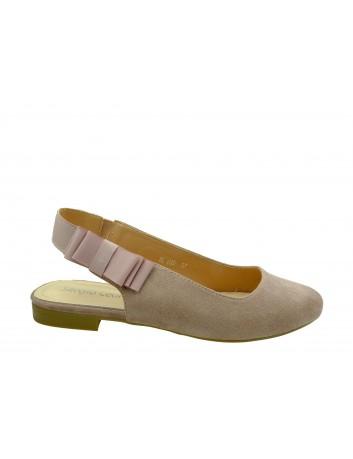 Sandał damski Sergio Leone BL615,Kolor różowy