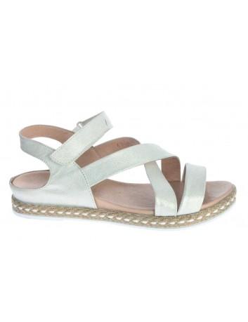 Sandały skórzane damskie T.Sokolski LU G043-53 biały
