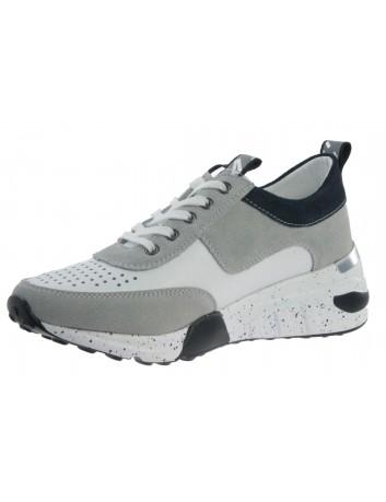 Sportowe sneakersy skórzane T.Sokolski OC W21-92 biały
