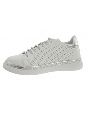 Sneakers damski skórzany T.Sokolski LP 731-01.15 biały
