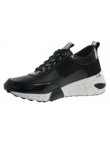 Sportowe sneakersy skórzane T.Sokolski OC W21-92 czarny