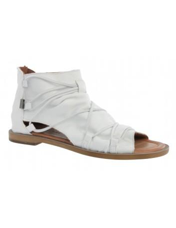 Sandały skórzane damskie T.SOKOLSKI LP 95-657 biały