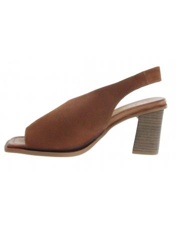 Sandały skórzane damskie...