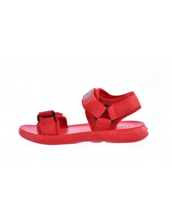 Sandały damskie BIG STAR HH274A027 czerwony