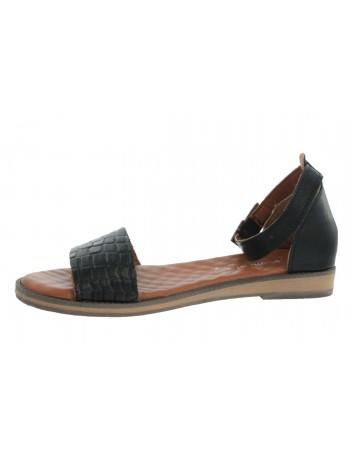 Sandały skórzane damskie T.Sokolski BK L21-352 czarny