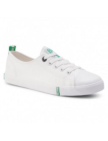 Trampki damskie BIG STAR BIG GG274005 biały zielony