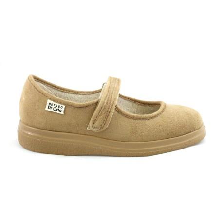 8dc4da6157182 Obuwie damskie dla wrażliwych stóp Dr.Orto, Kolor beżowy